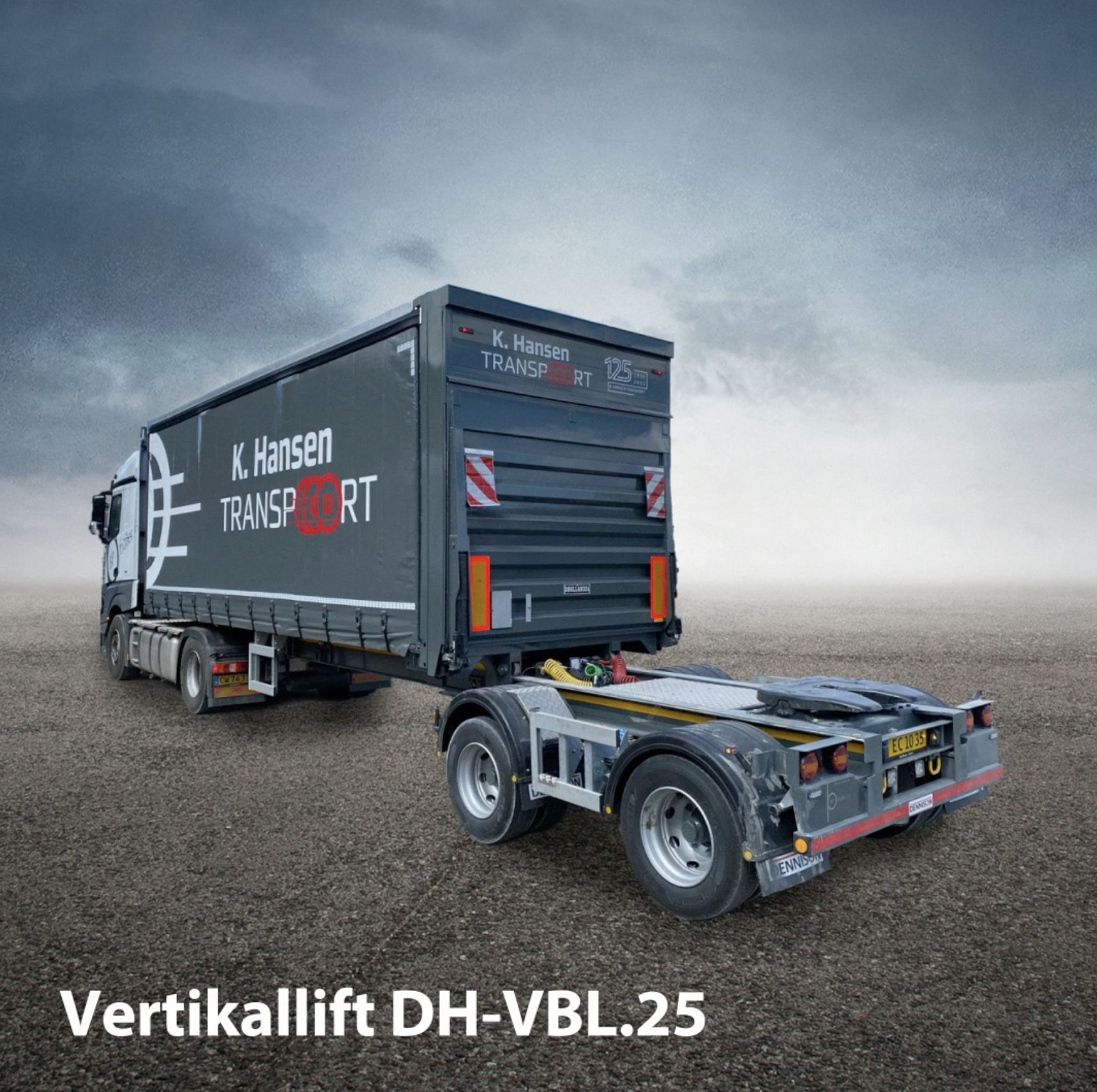 Vertikallilft DH-VBL.25